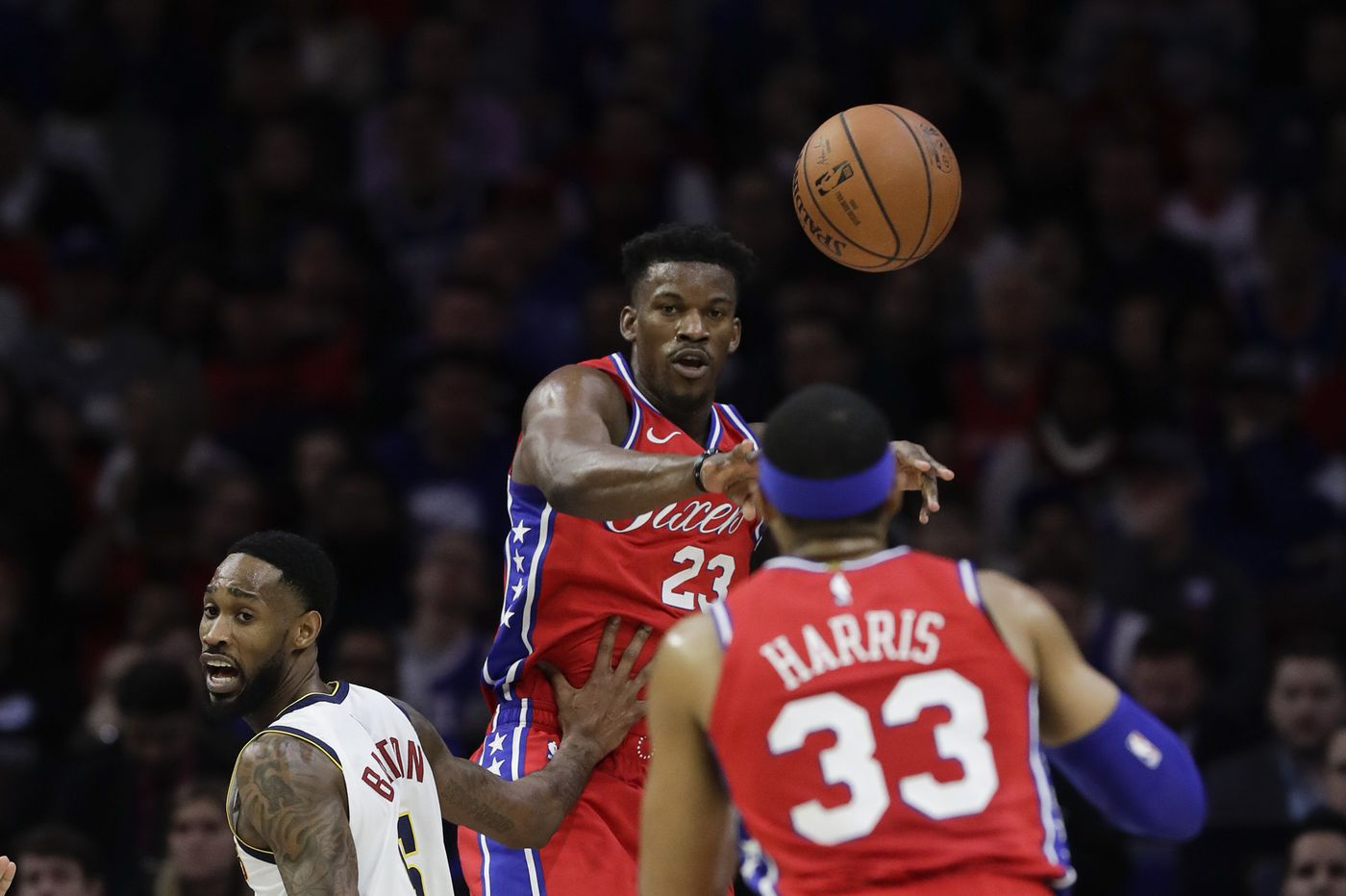 Have Sixers' trades made them a legitimate contender? We'll find out Sunday when they face the Bucks | Keith Pompey