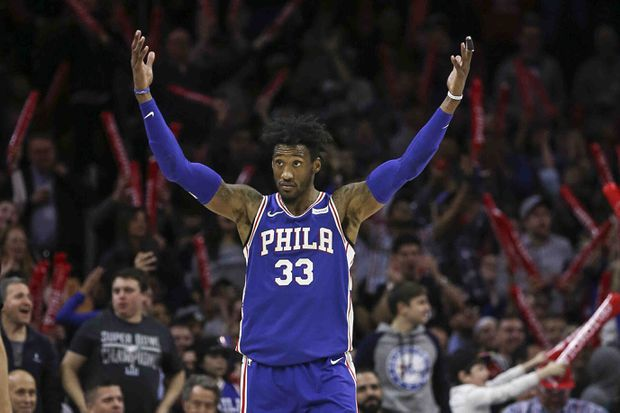 What will happen when Robert Covington, leader of the Frosty Freeze Out, returns to Philly on Tuesday?