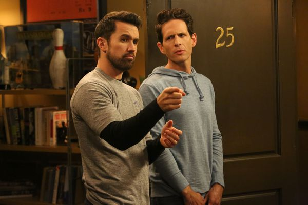 'It's Always Sunny in Philadelphia': Mac came out last season. Now what?