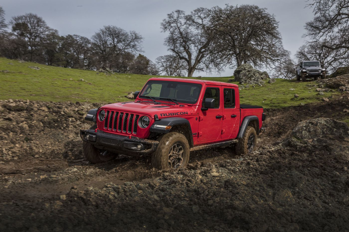 Stretch out summer with the 2020 Jeep Gladiator