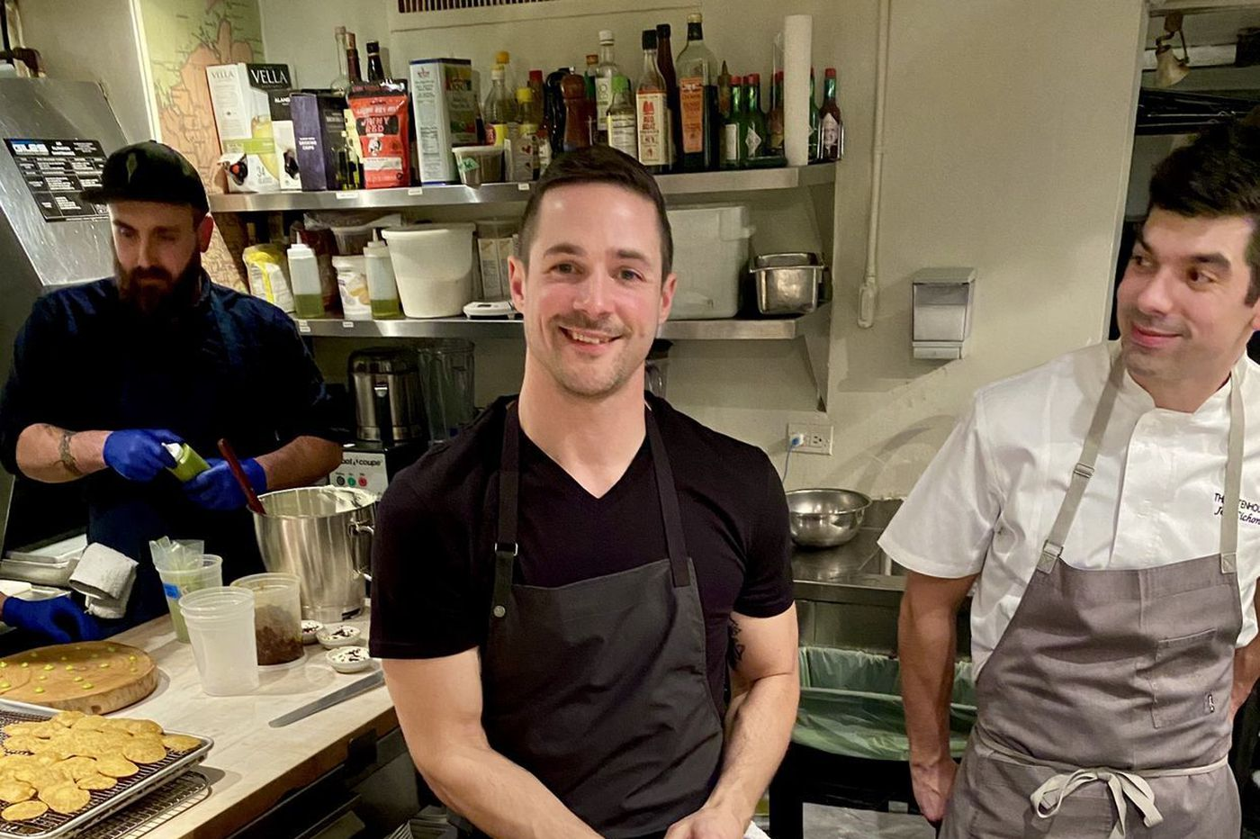 Philly chefs make scene at James Beard House in NYC as part of a Visit Philly partnership