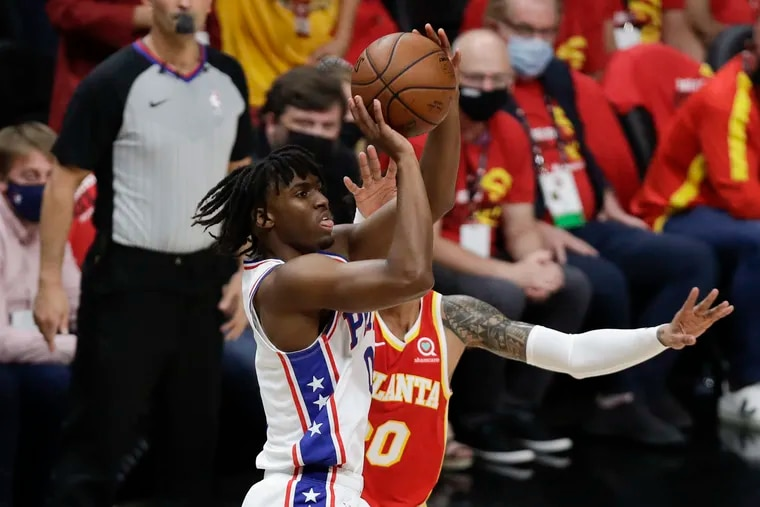 Sixers guard Tyrese Maxey will play in the NBA Summer League in Las Vegas.