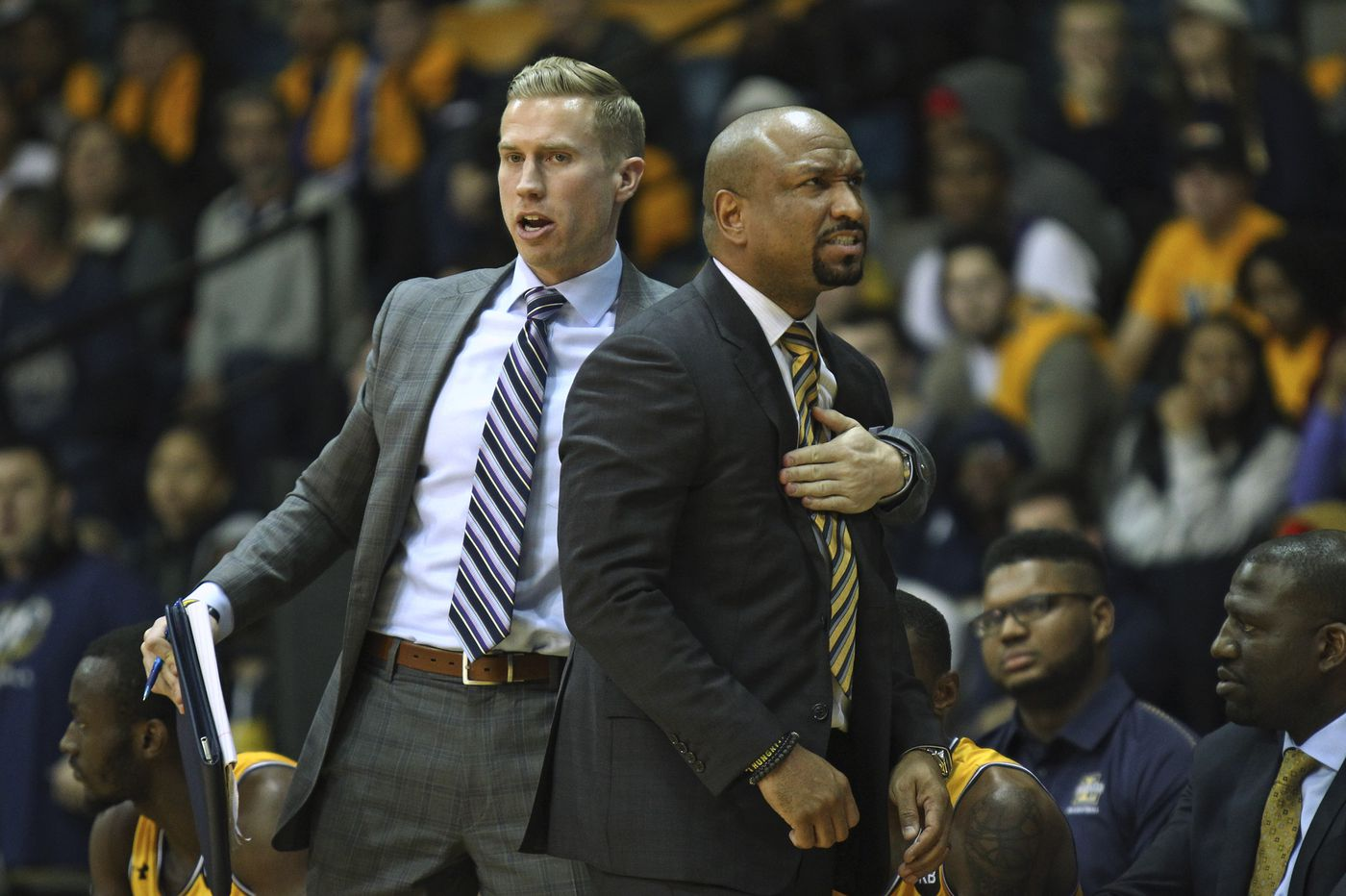 Kyle Griffin promoted to men's basketball associate head coach at La Salle