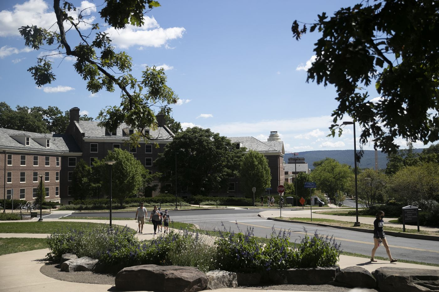 Coronavirus cases at Penn State doubled since Friday