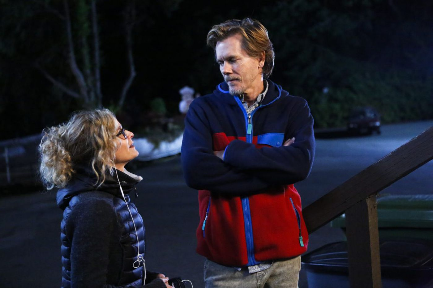 Kyra Sedgwick directs husband Kevin Bacon and their daughter in new Lifetime flick