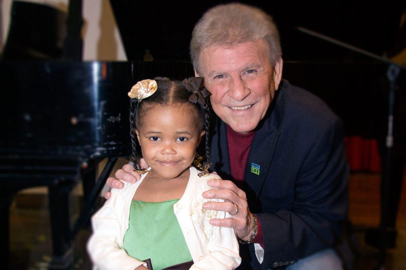 Liver transplant links Philly girl to Bobby Rydell