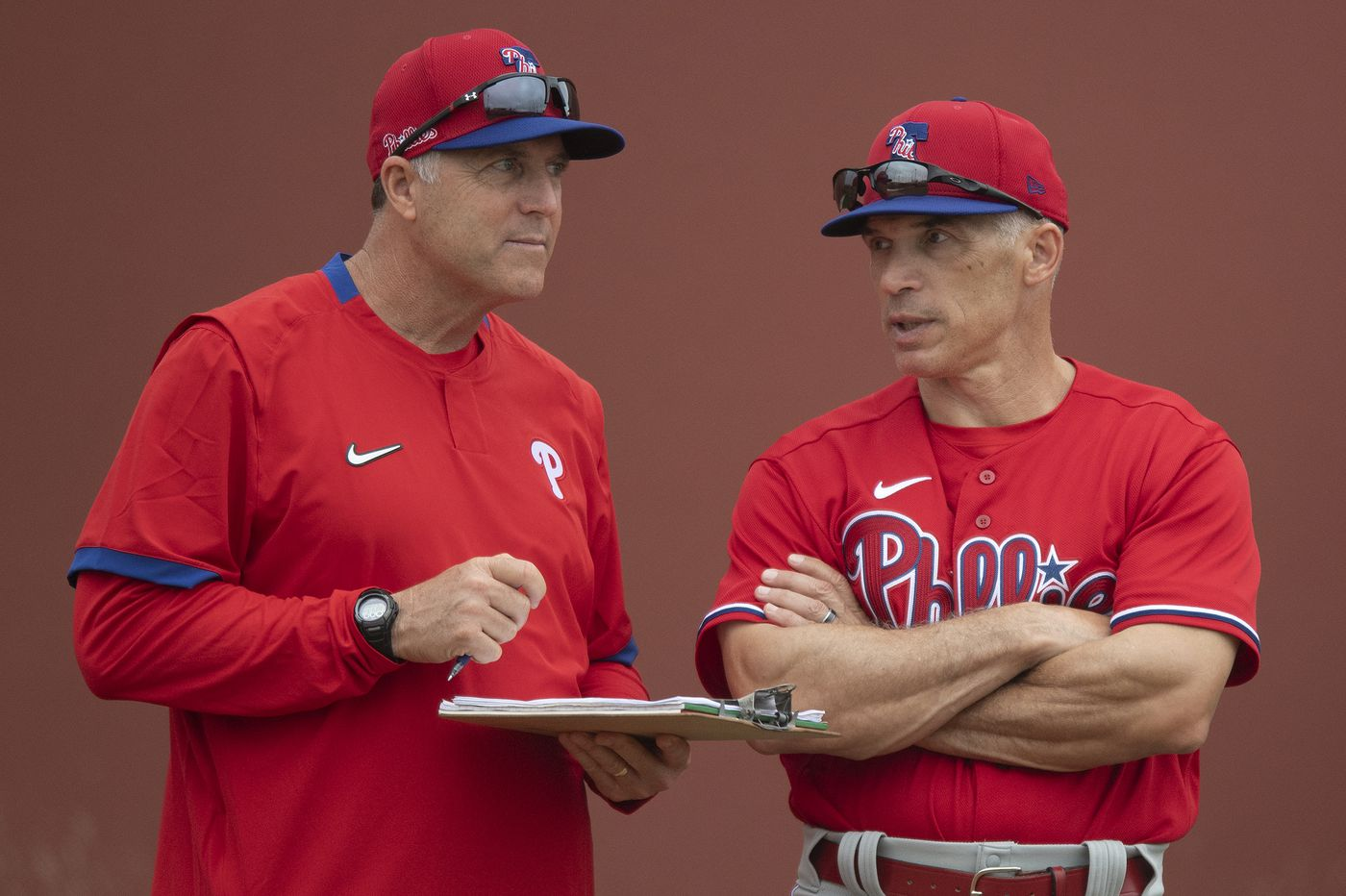 Bryan Price wants Phillies pitchers to be aggressive in preparation for a possible season