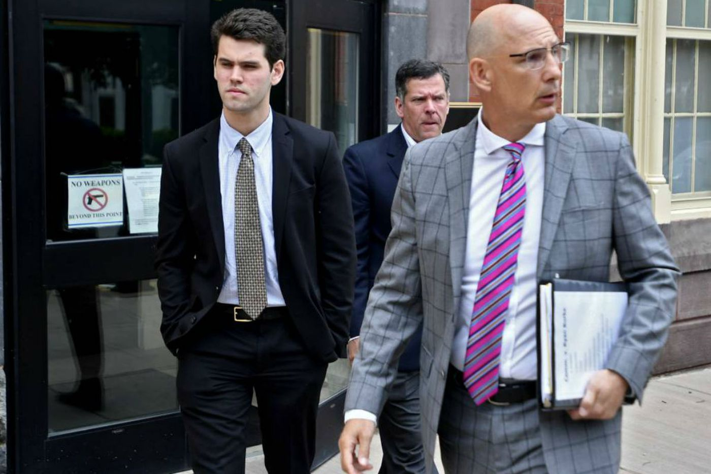 First guilty plea entered in Penn State fraternity death