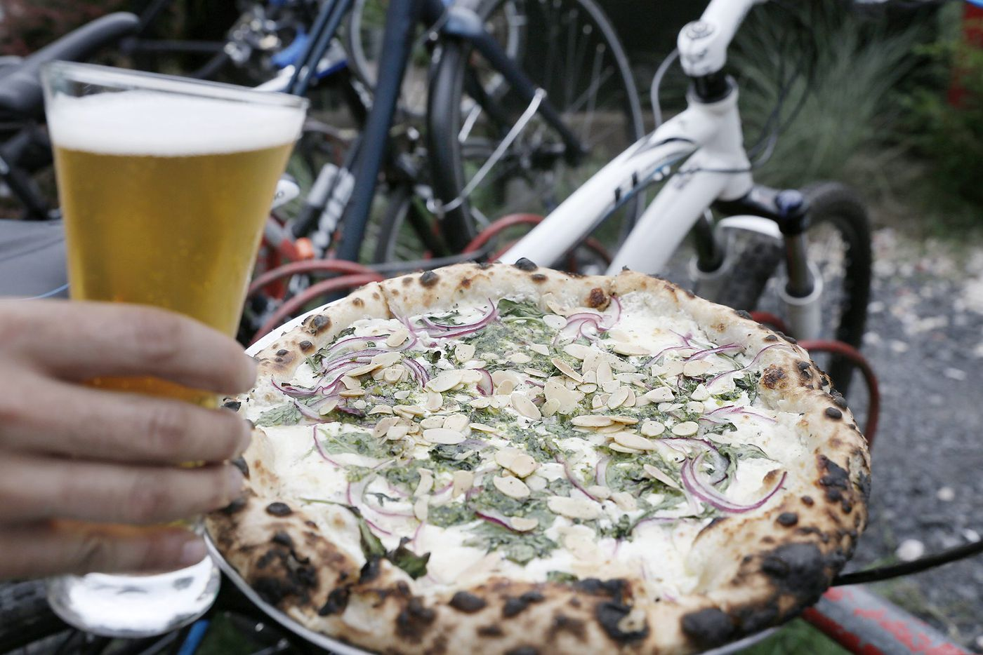 8 great bike ride routes in search of food and beer around Philadelphia