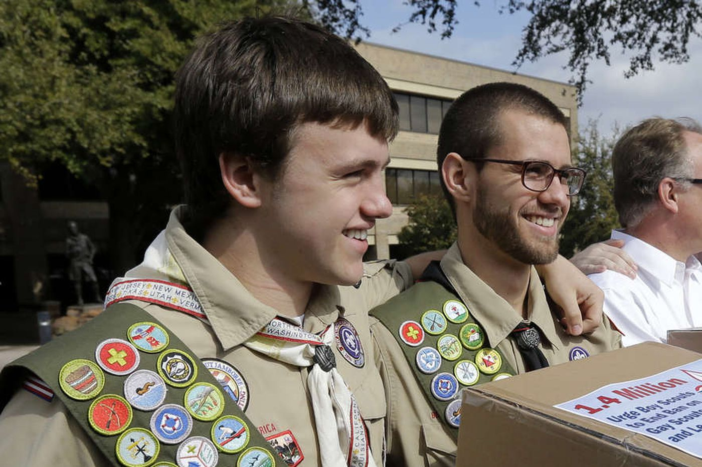 Inquirer Editorial: Scouts honor history's march toward inclusion