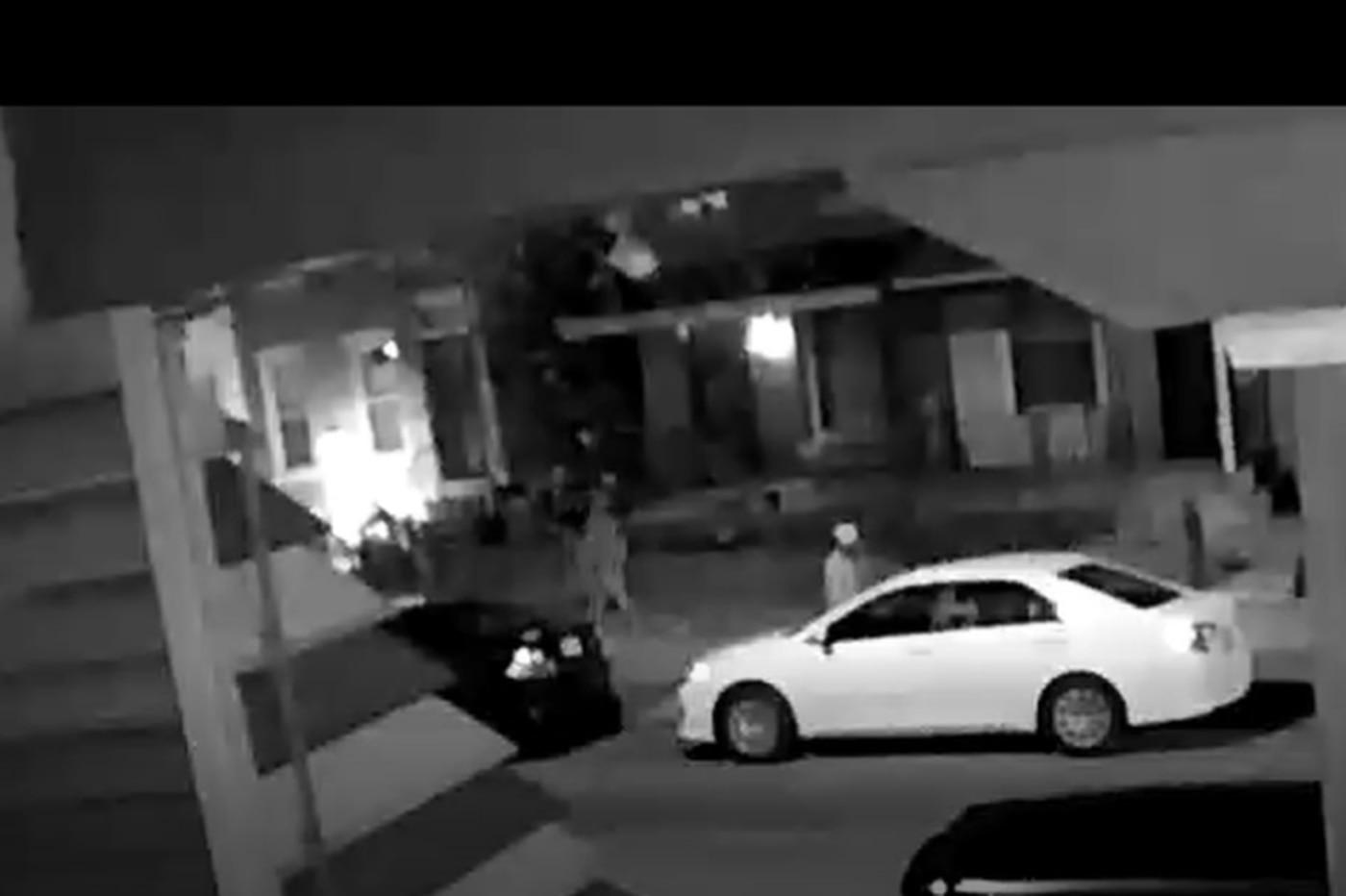 Police seek trio in tire slashing spree in West Philadelphia