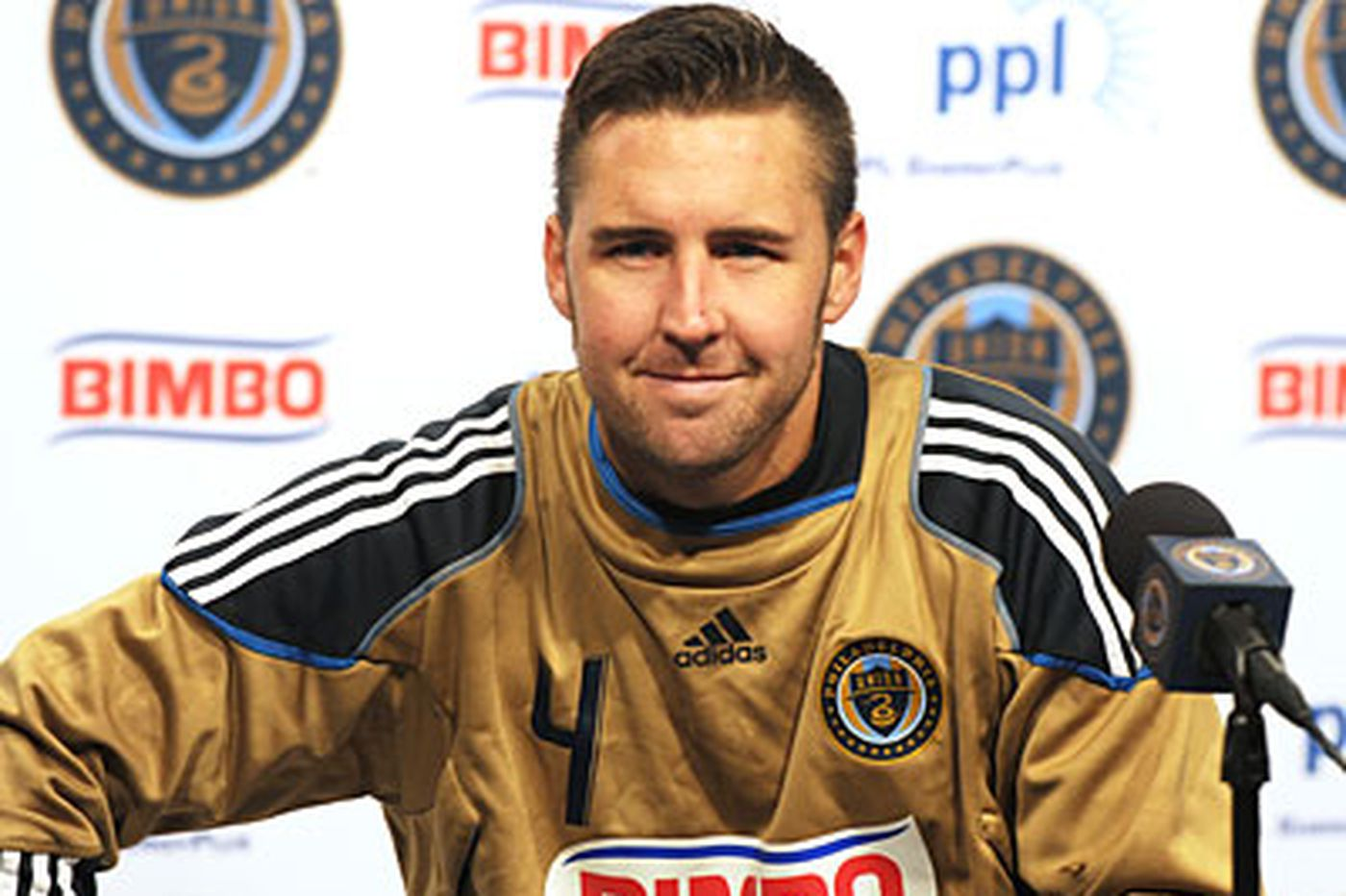 Philadelphia Union to part ways with captain and defender Danny Califf