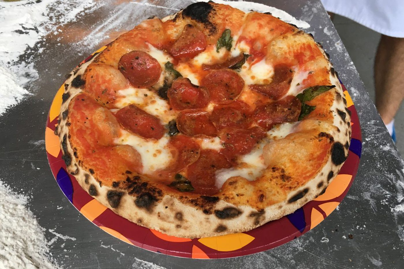 Two tasty pizza pop-ups at the Jersey Shore