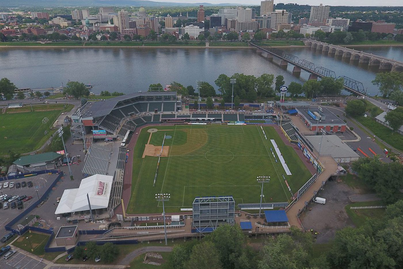 Harrisburg becomes an American soccer science lab with USL team overhaul