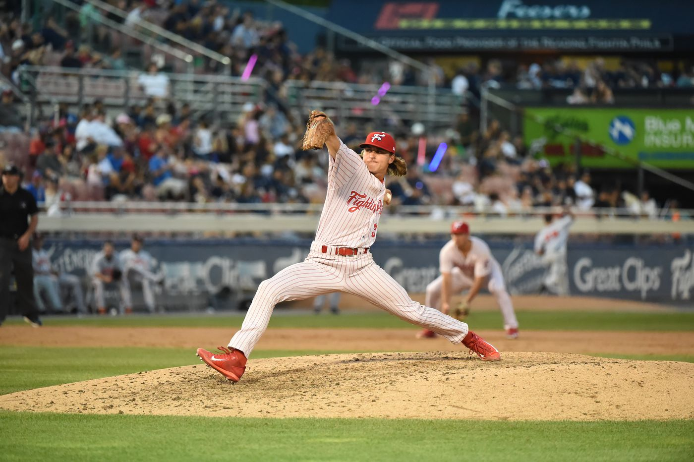In double A, Phillies pitching prospect Kyle Dohy finds a challenge at last
