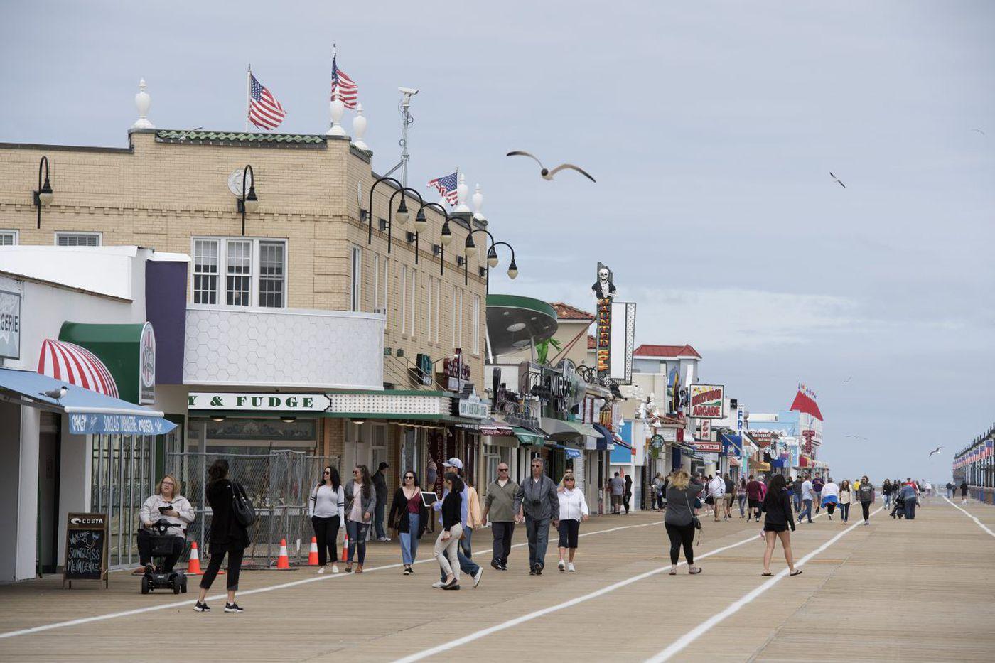 Ocean City officials detail plans for $11.5 million beach rebuilding project, final leg of boardwalk rehab