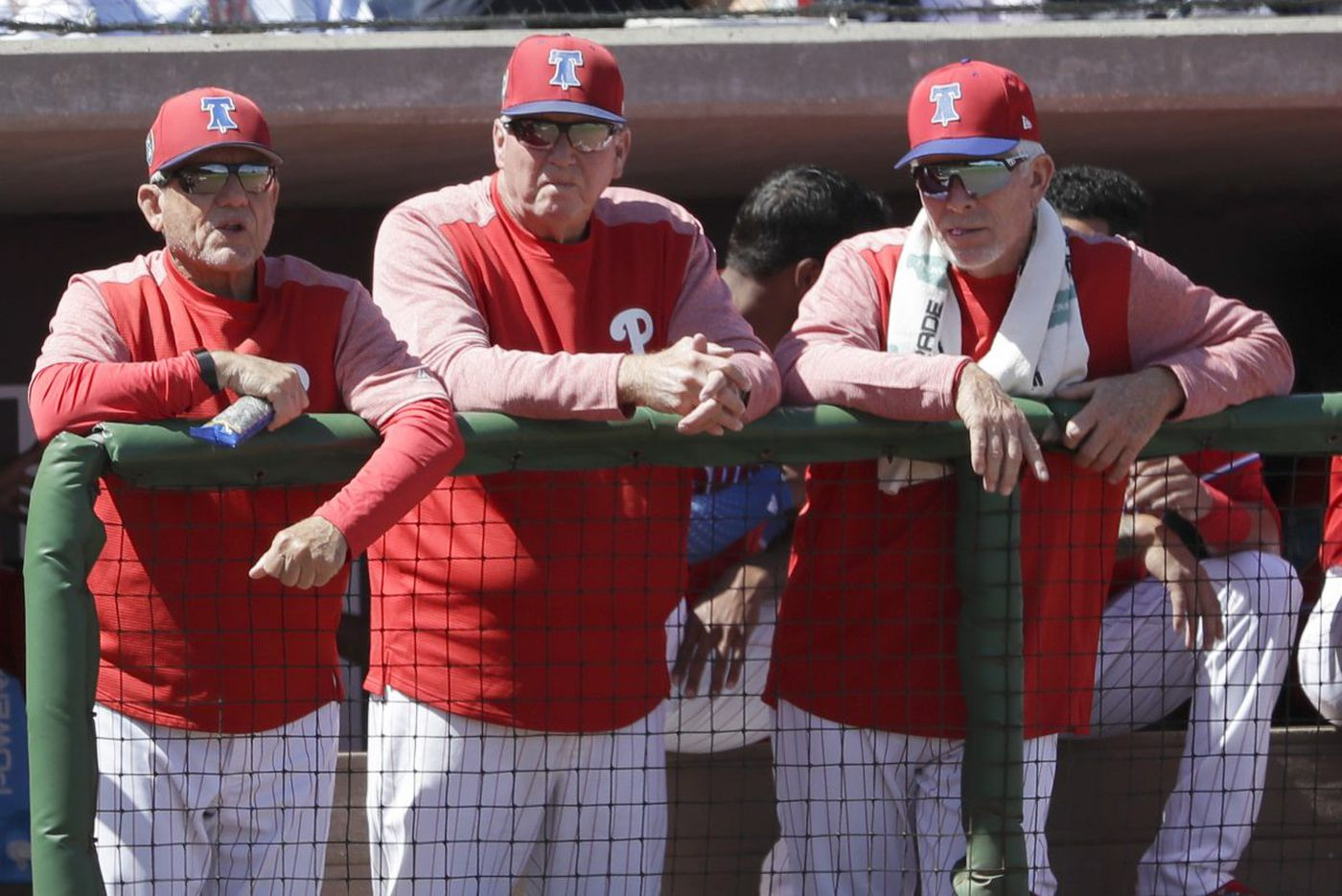 Mike Schmidt helping Phillies with hitting's mental side