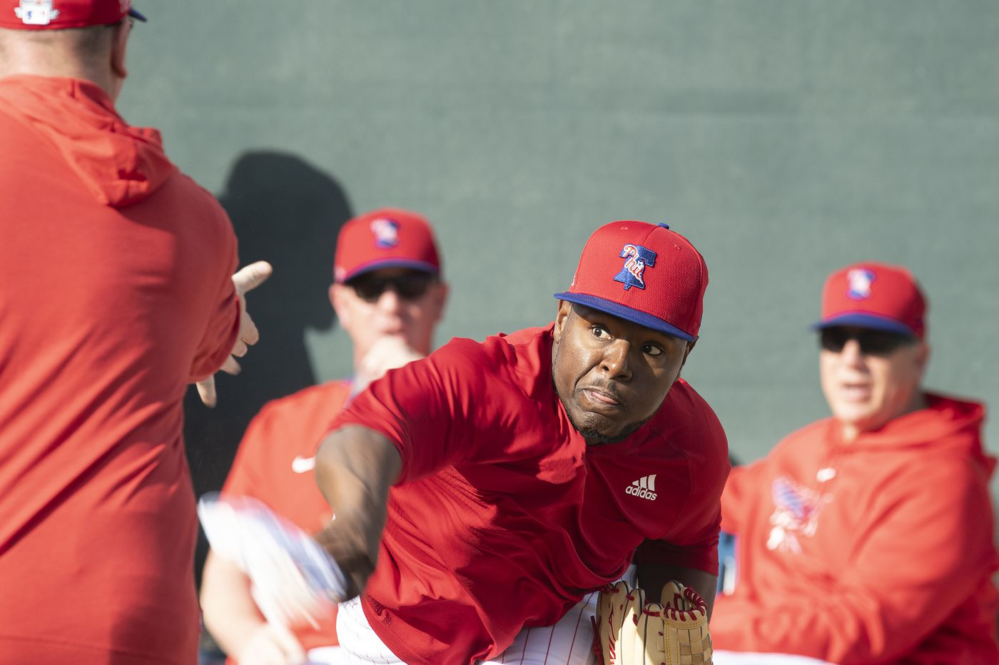 For Hector Neris, new Phillies field staff is a relief   Extra Innings