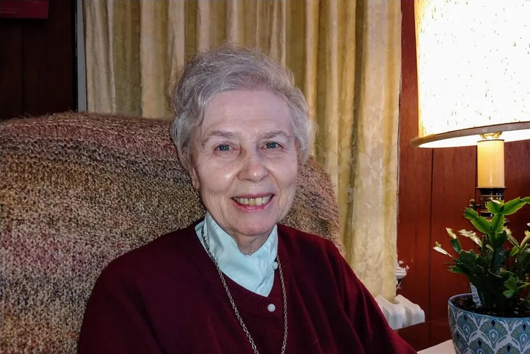 Jeannine Gramick, a Sister of Loretto, cofounded New Ways Ministry, a Catholic social justice center advocating justice and reconciliation of LGBTQ persons and the church.