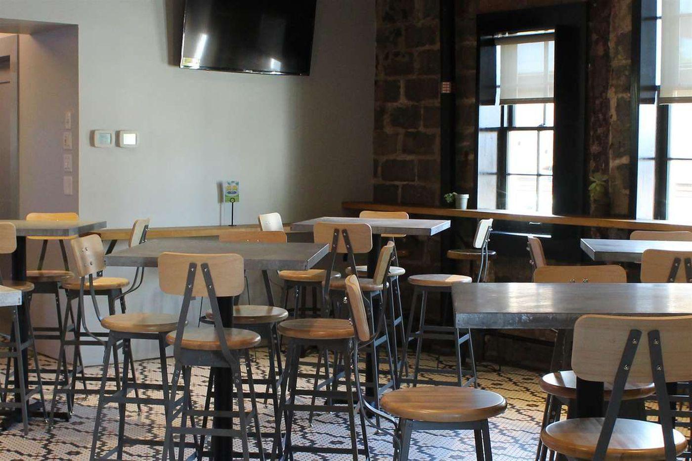 Bar Amis replaces Lo Spiedo at Navy Yard