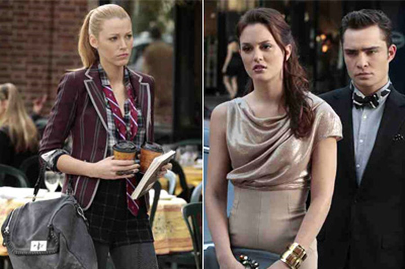 For 'Gossip Girl' fans, the buzz is the clothes