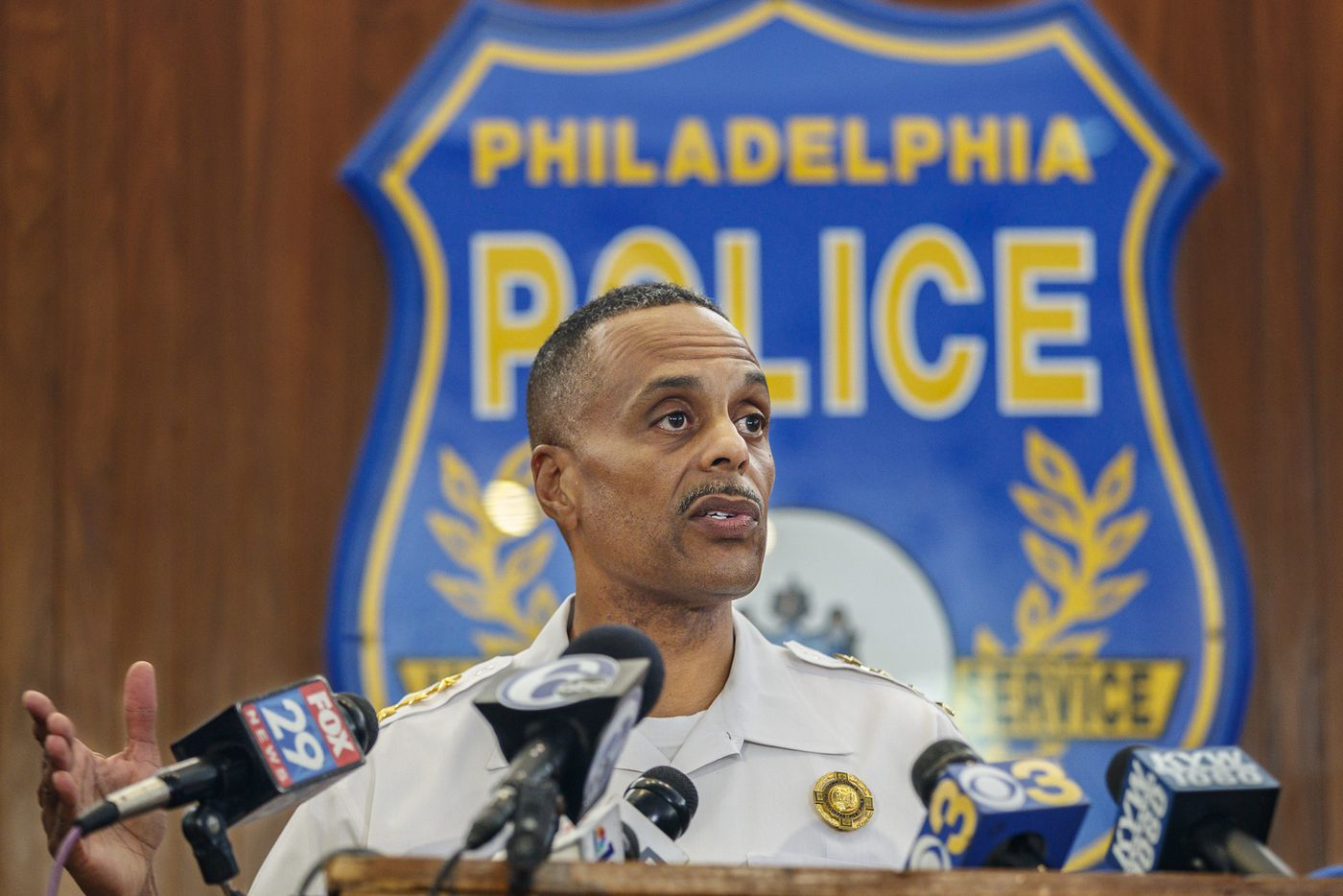 Philly Police commissioner: Homicide detective under internal review for racially charged letter