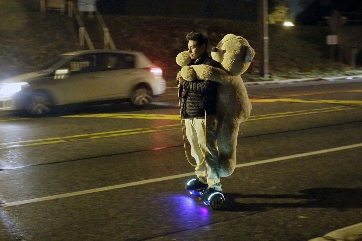 Hoverboards continue to cause injuries
