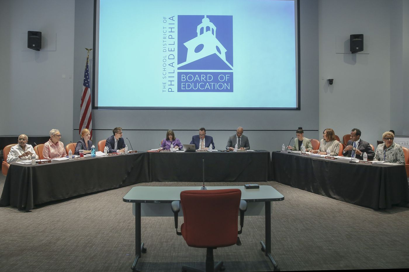 Local control is here: New Philly school board holds first-ever meeting