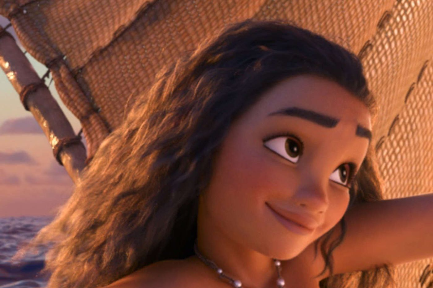 'Moana' the princess cruises to top spot at box office with $81M