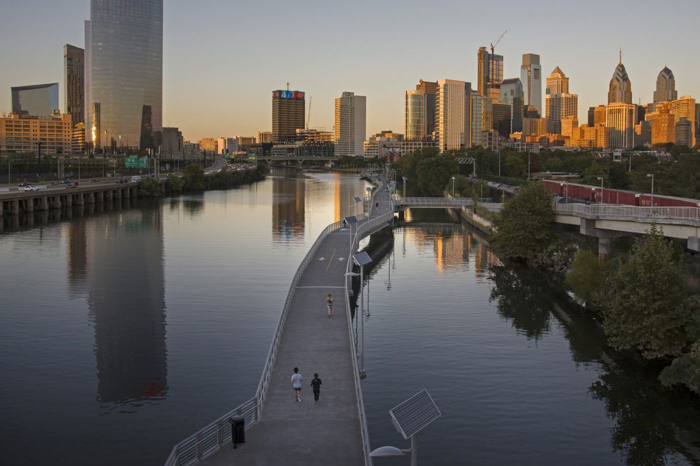 Riverfronts bringing new life and energy to Philadelphia   Editorial