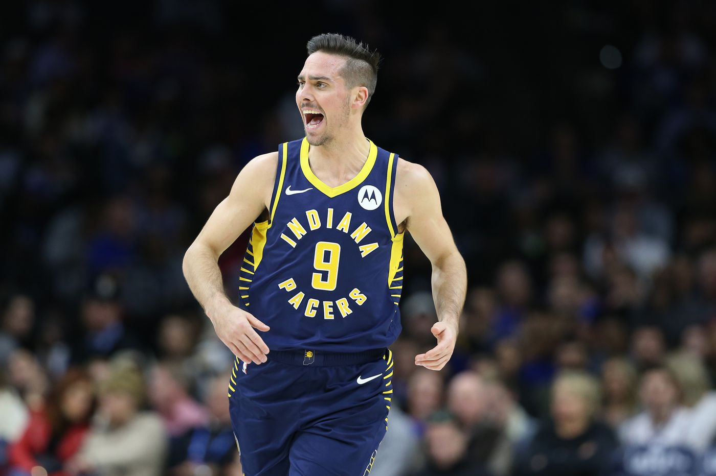 Pacers guard T.J. McConnell said he misses Sixers