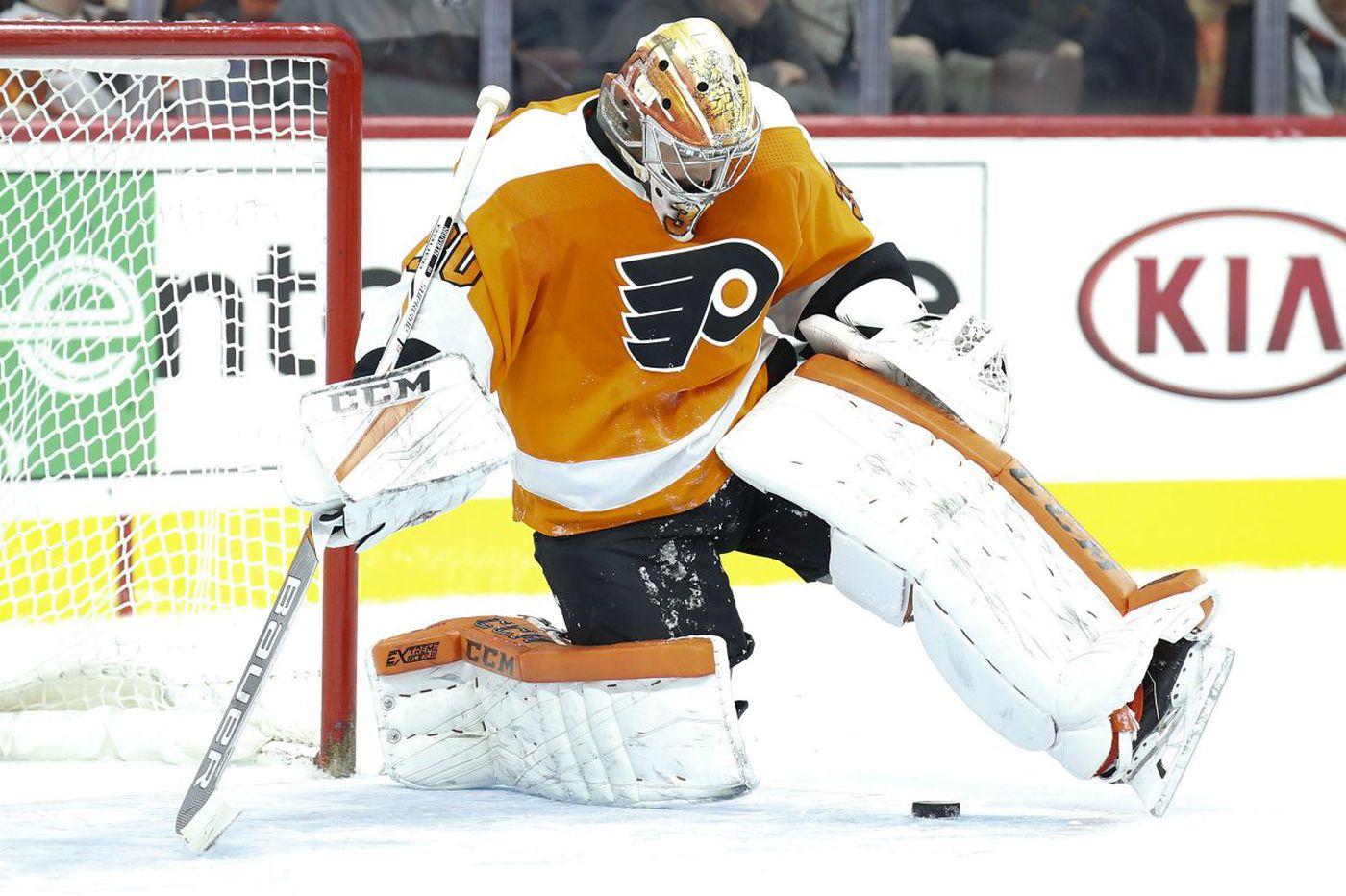 Lightning snap Flyers' 4-game winning streak