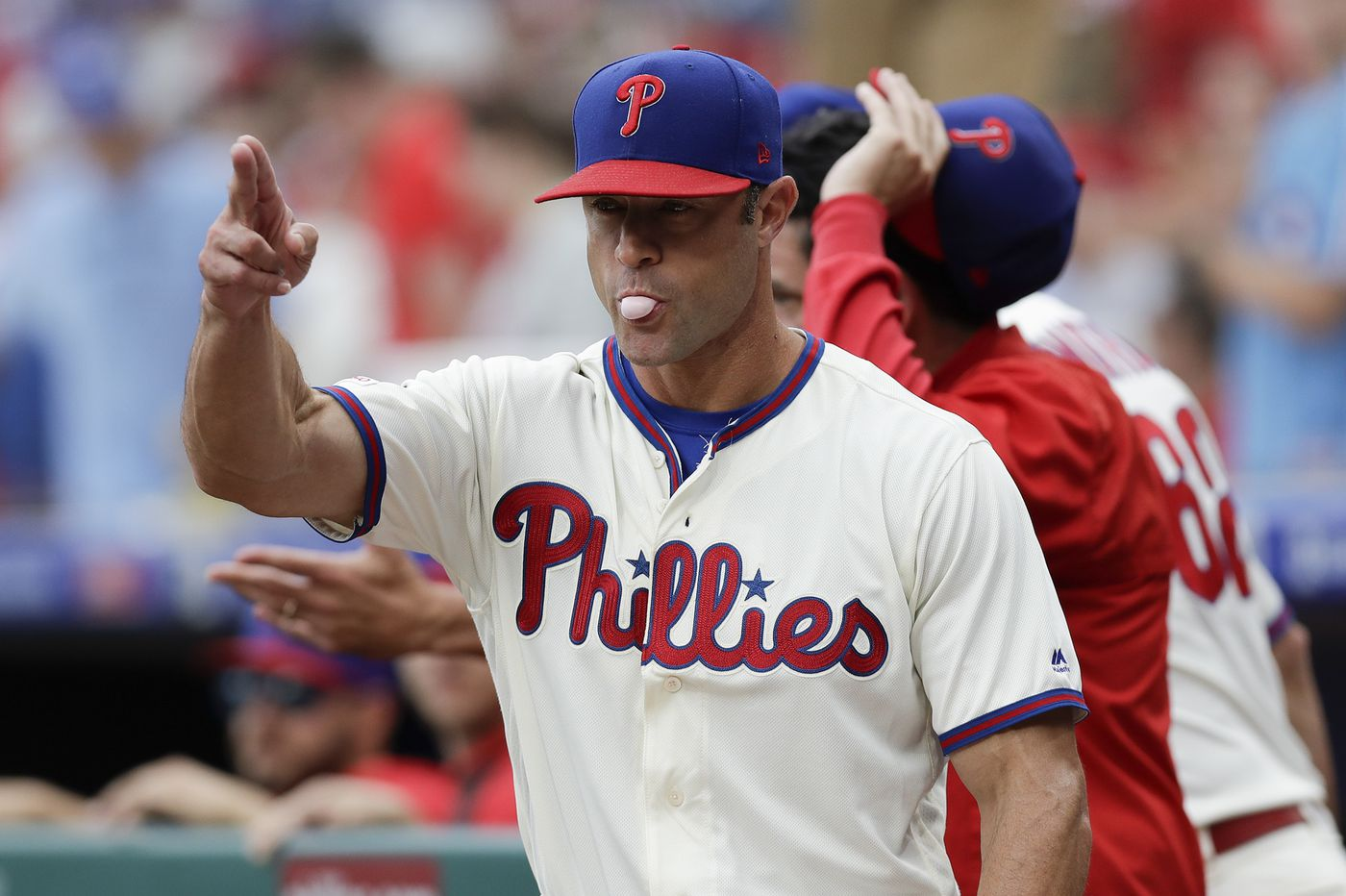 Gabe Kapler's status as Phillies manager remains unclear