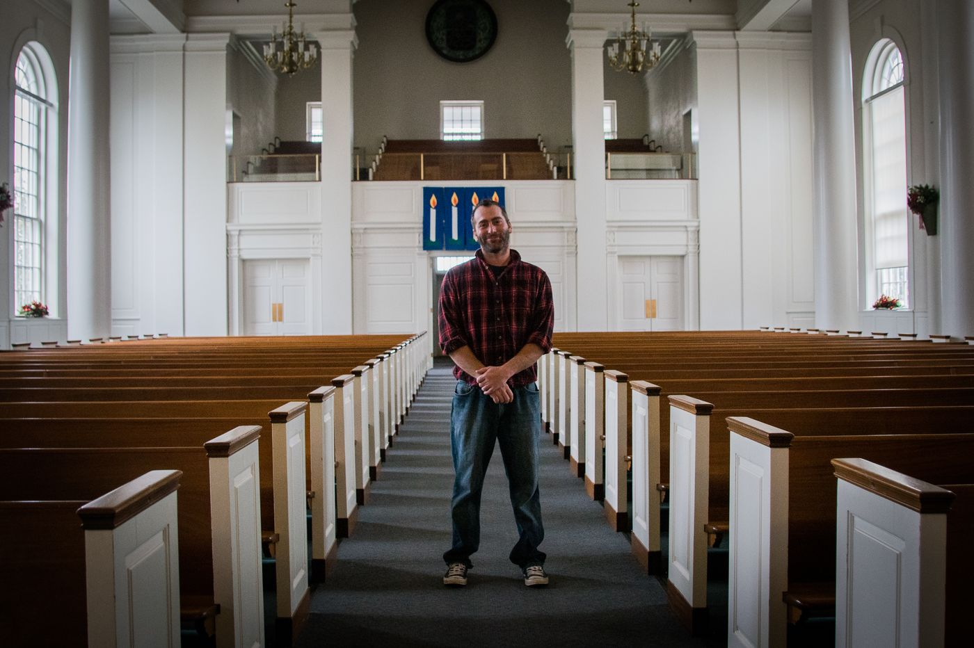 Christmas redemption: How a Lansdale congregation forgave the man who vandalized their church