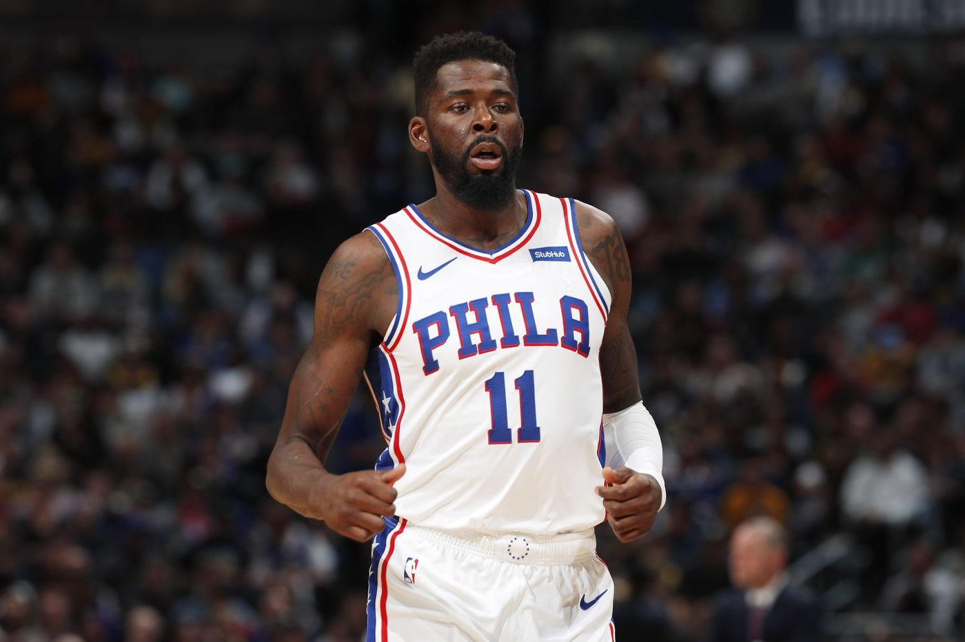 James Ennis III provides major spark off the bench, a winning NBA debut for Norvel Pelle and other takeaways from the Sixers' win over the Knicks   Marc Narducci