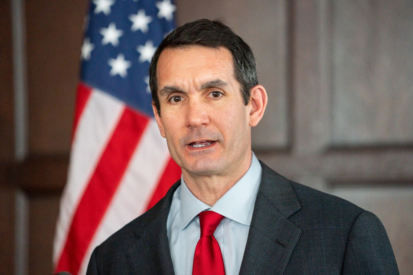Pa. Auditor General Eugene DePasquale files to run against U.S. Rep. Scott Perry