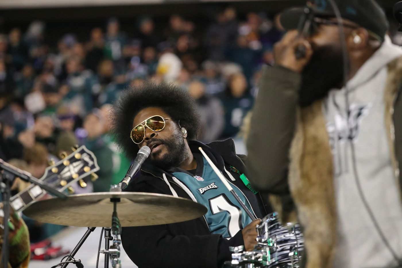 Questlove responds to Made in America festival's move from the Parkway