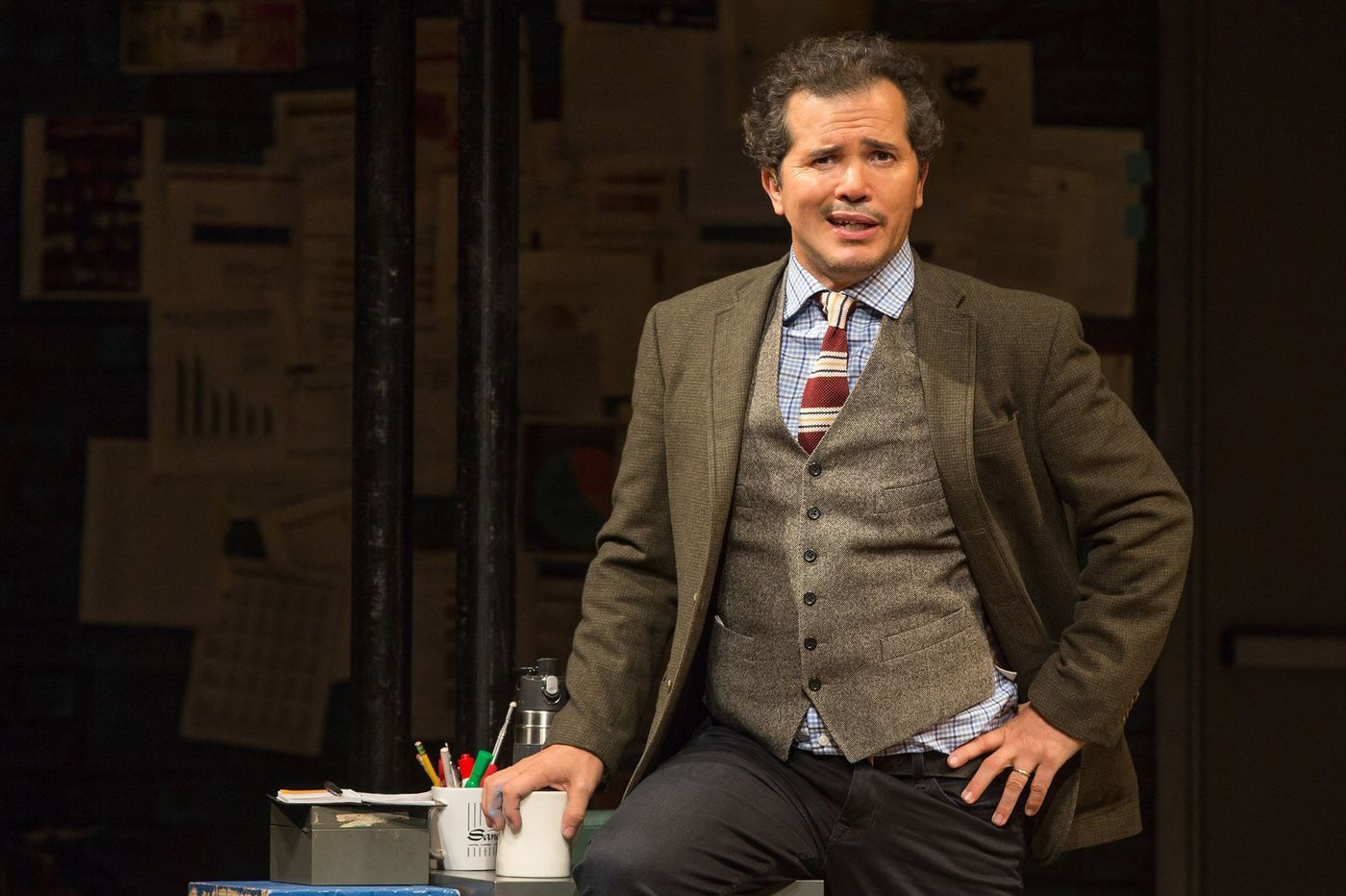 John Leguizamo on 'Latin History for Morons': 'Courage to say what I want to say'