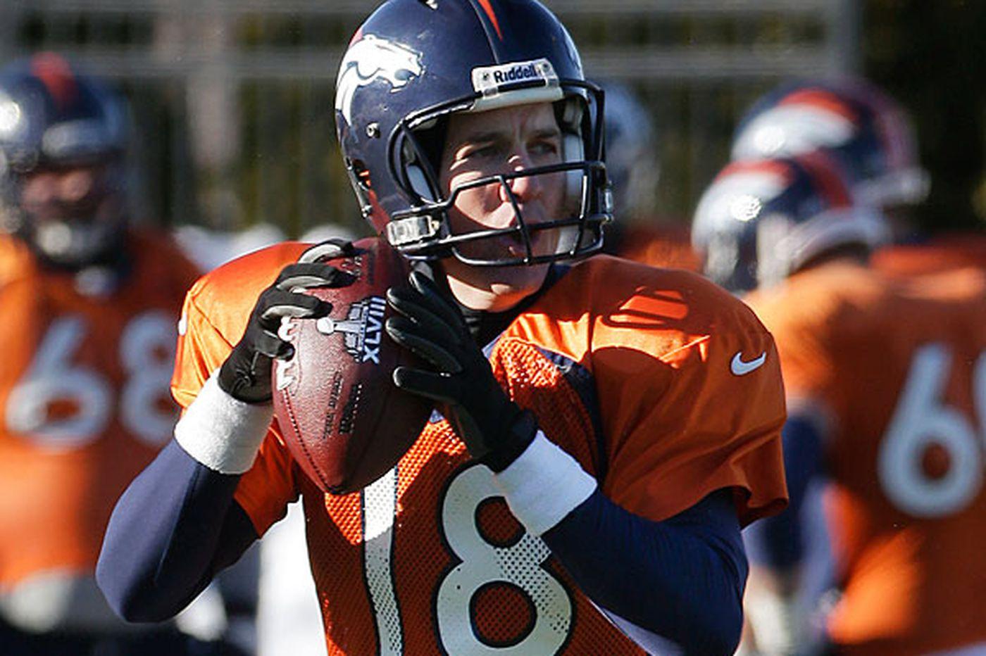 Peyton Manning: The ring thing