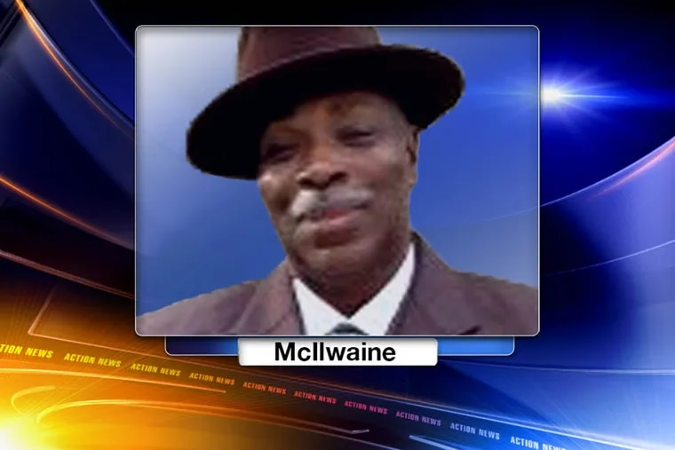 Melvin McIlwaine. (Photo from 6ABC)