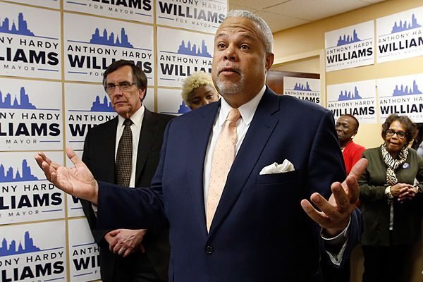 Air war's on: Williams launches 'significant' ad buy in mayor's race