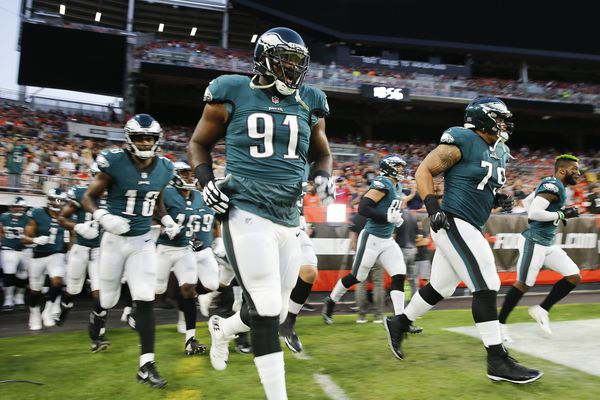 Predicting the Eagles' 53-man roster | Jeff McLane
