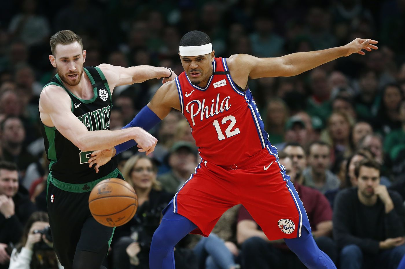 When should Sixers worry about place in standings? 'Probably about 10 games ago,' Tobias Harris says