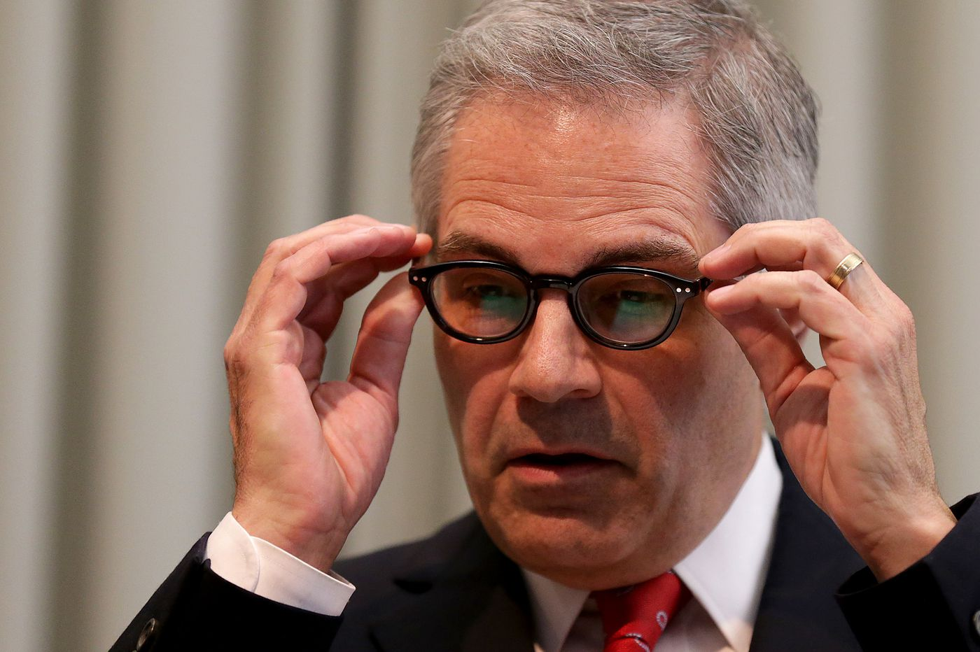 Larry Krasner didn't have to let down a murdered police officer's family | Mike Newall