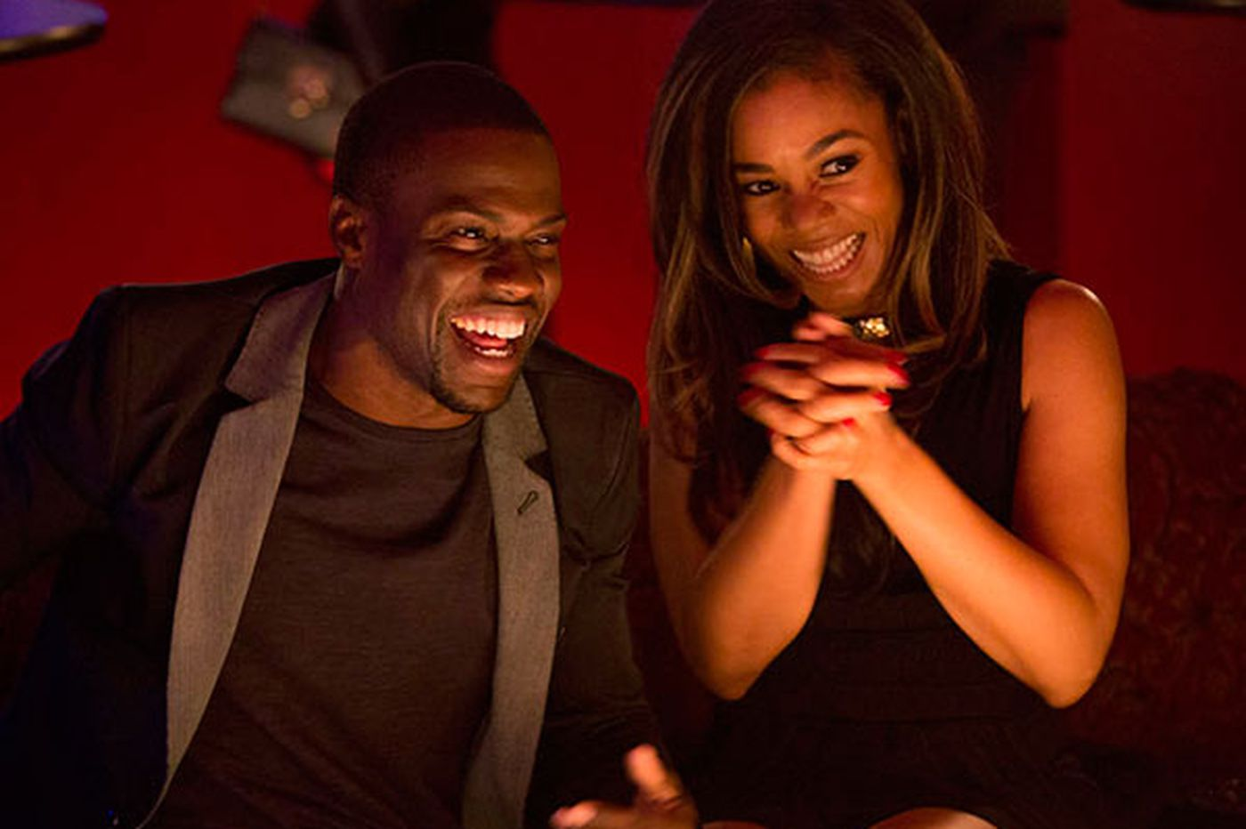 Kevin Hart, Regina Hall on love, dating and girls who fight