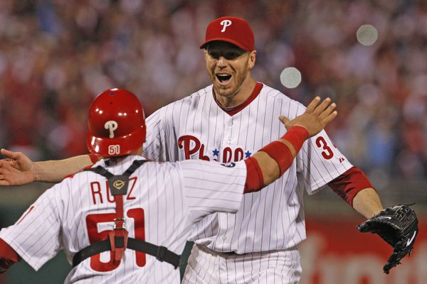 Roy Halladay would have wanted his Hall of Fame plaque to have a Phillies hat | Bob Ford
