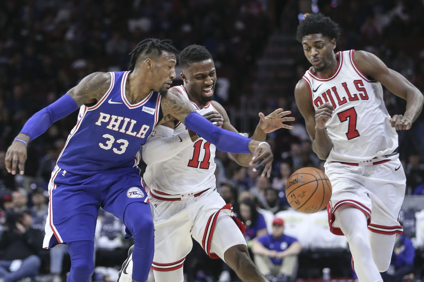 Sixers-Bulls preview: A great chance to end road skid