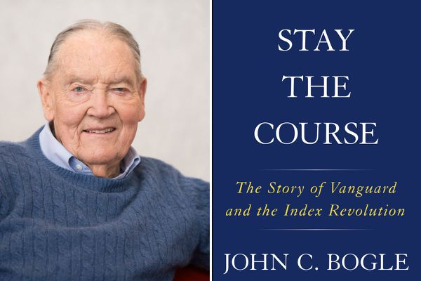 'Stay the Course': John Bogle rates his Vanguard CEO successors