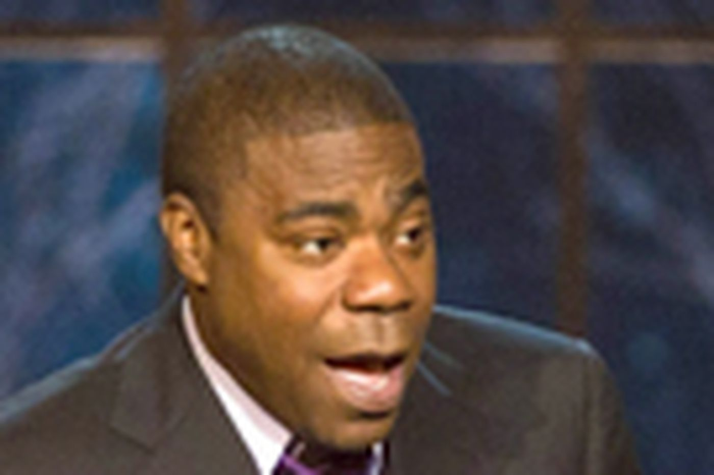 Ellen Gray: Some words about Tracy Morgan