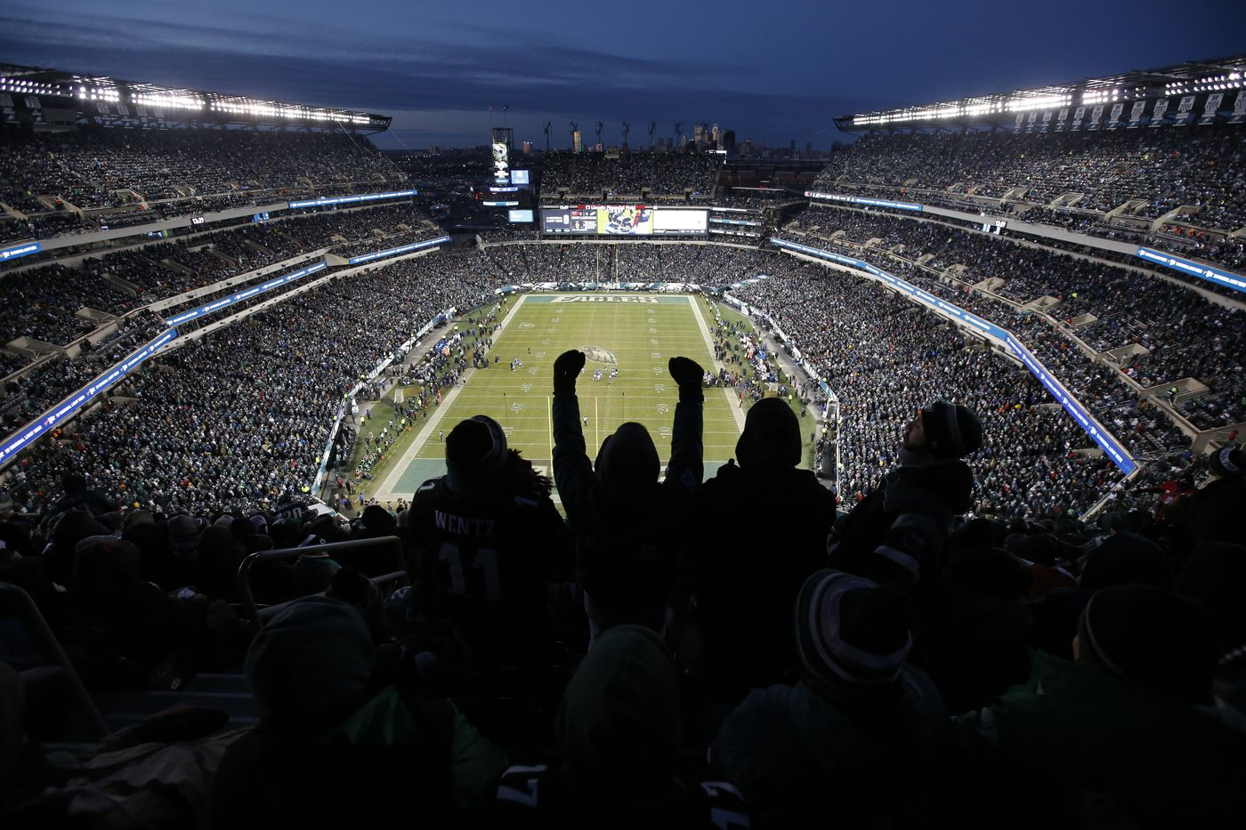 What's new at Lincoln Financial Field this season